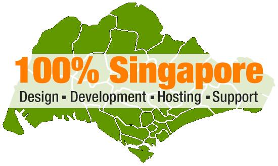 Singapore made design