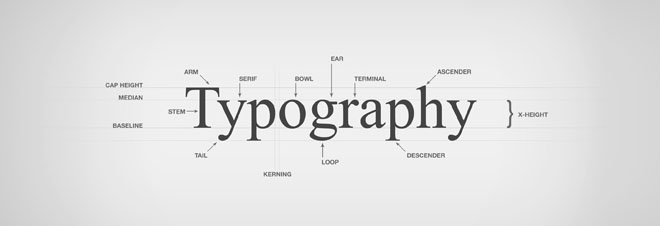 Fantastic Typography in Web Design