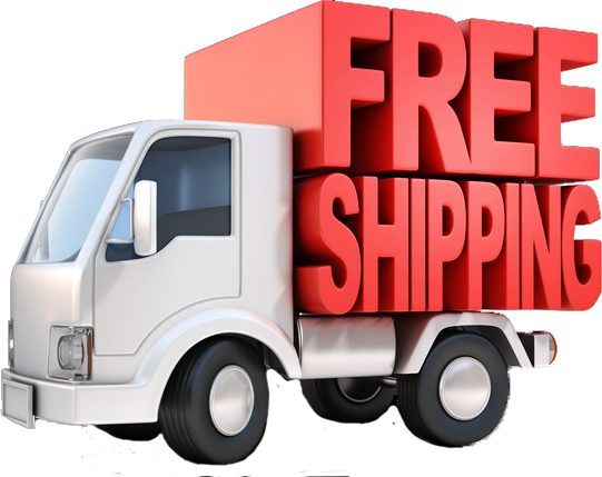 free shipping applied for eCommerce