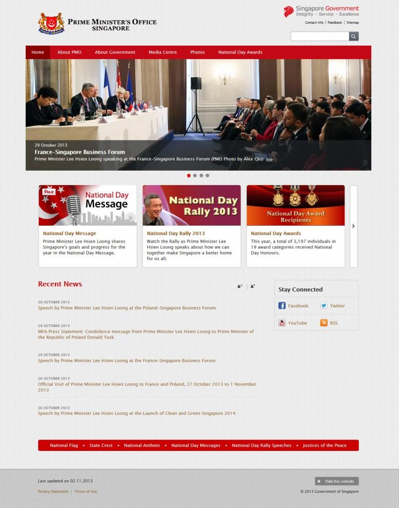 Web Design PMO Singapore 2013