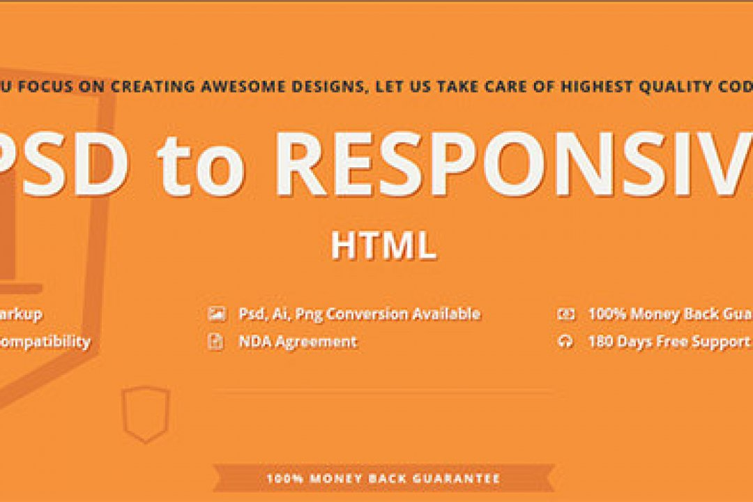 PSD to XHTML Conversions