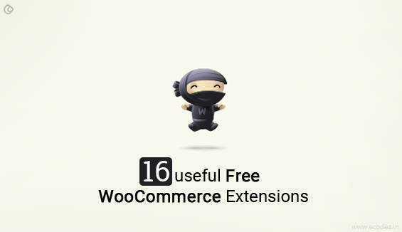 16 useful Free WooCommerce Extensions