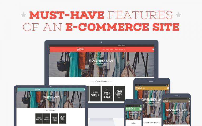 10 Must-Have Features for E-commerce Sites