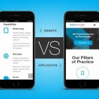 Mobile Website Design vs Responsive Web Design