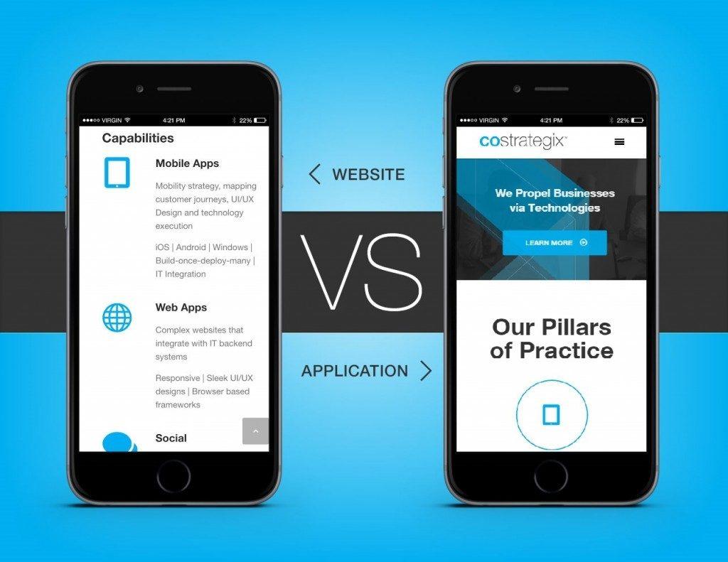 Mobile Website Design vs Responsive Web Design which one bet