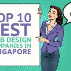 Top 10 web design companies in Singapore