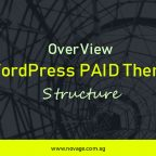 Overview WordPress PAID Theme Structure
