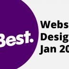 The best web design Jan 2019